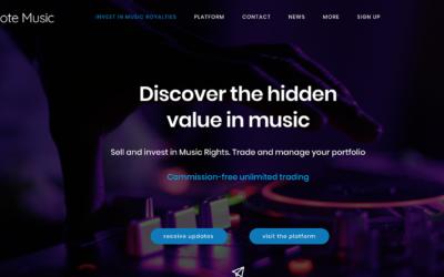 ANOTE MUSIC Chiude il secondo AUCAP arrivando a € 505K di raccolta