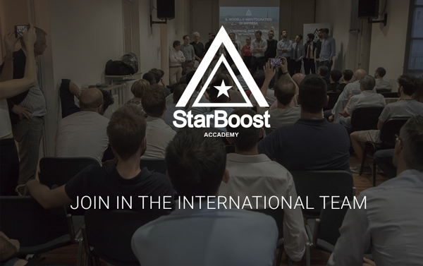 StarBoost Academy Team Member – Content Writer (bilingual IT/ENG)